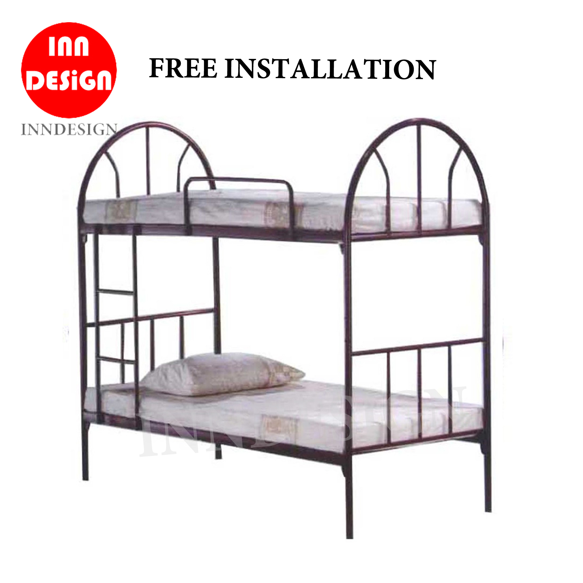 Dele Single Size Double Desker Bed