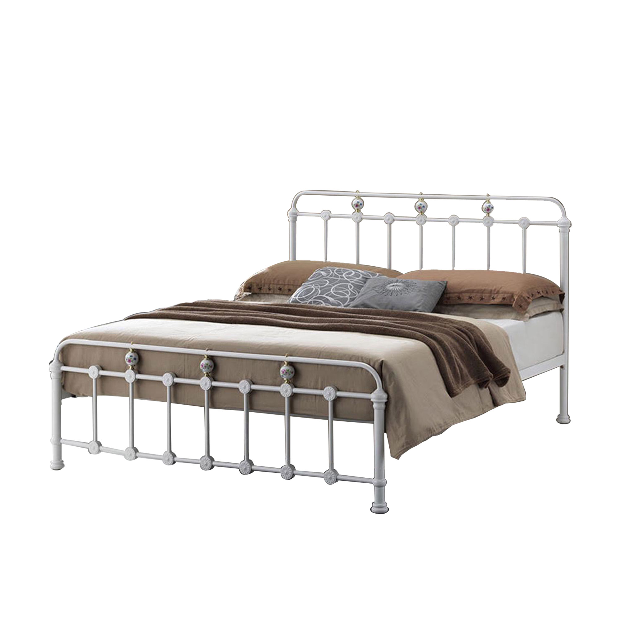 M541 Queen Metal Bedframe