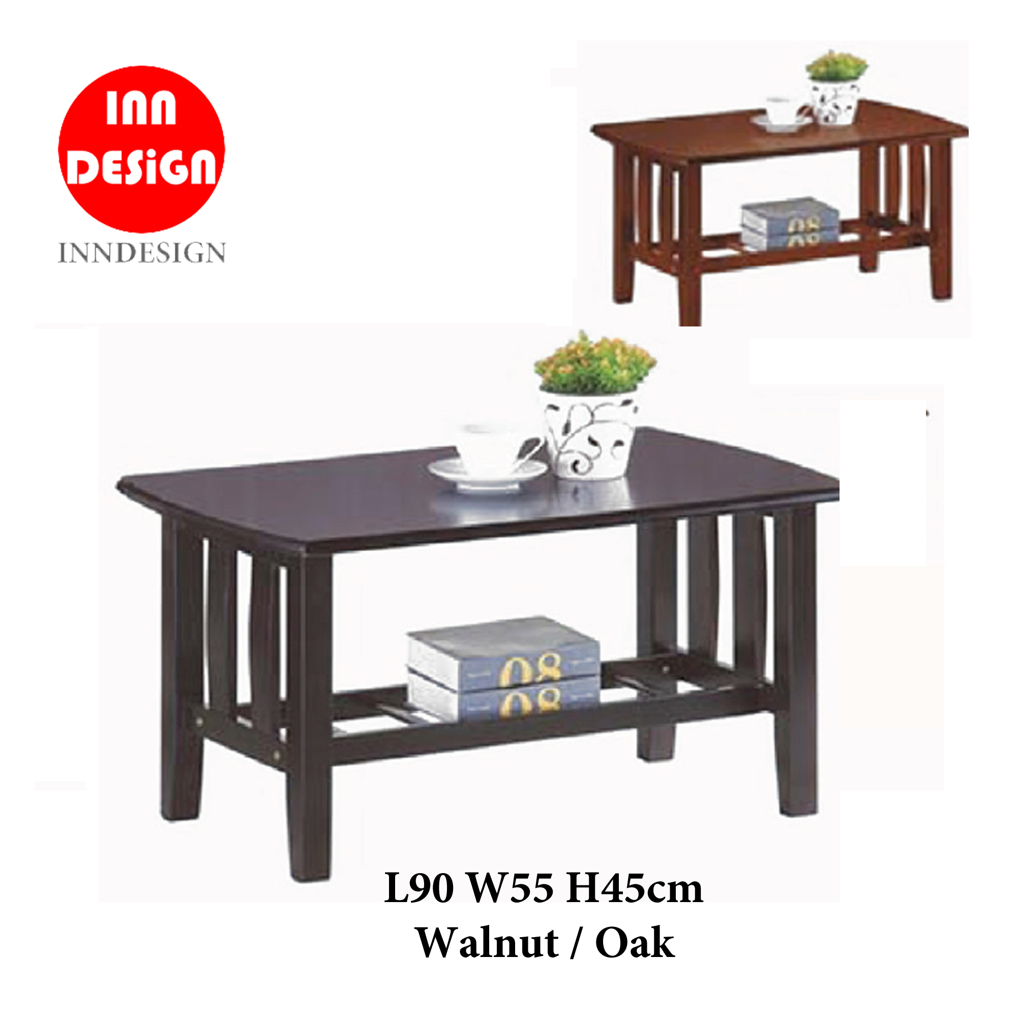 Helen Coffee Table (Oak)
