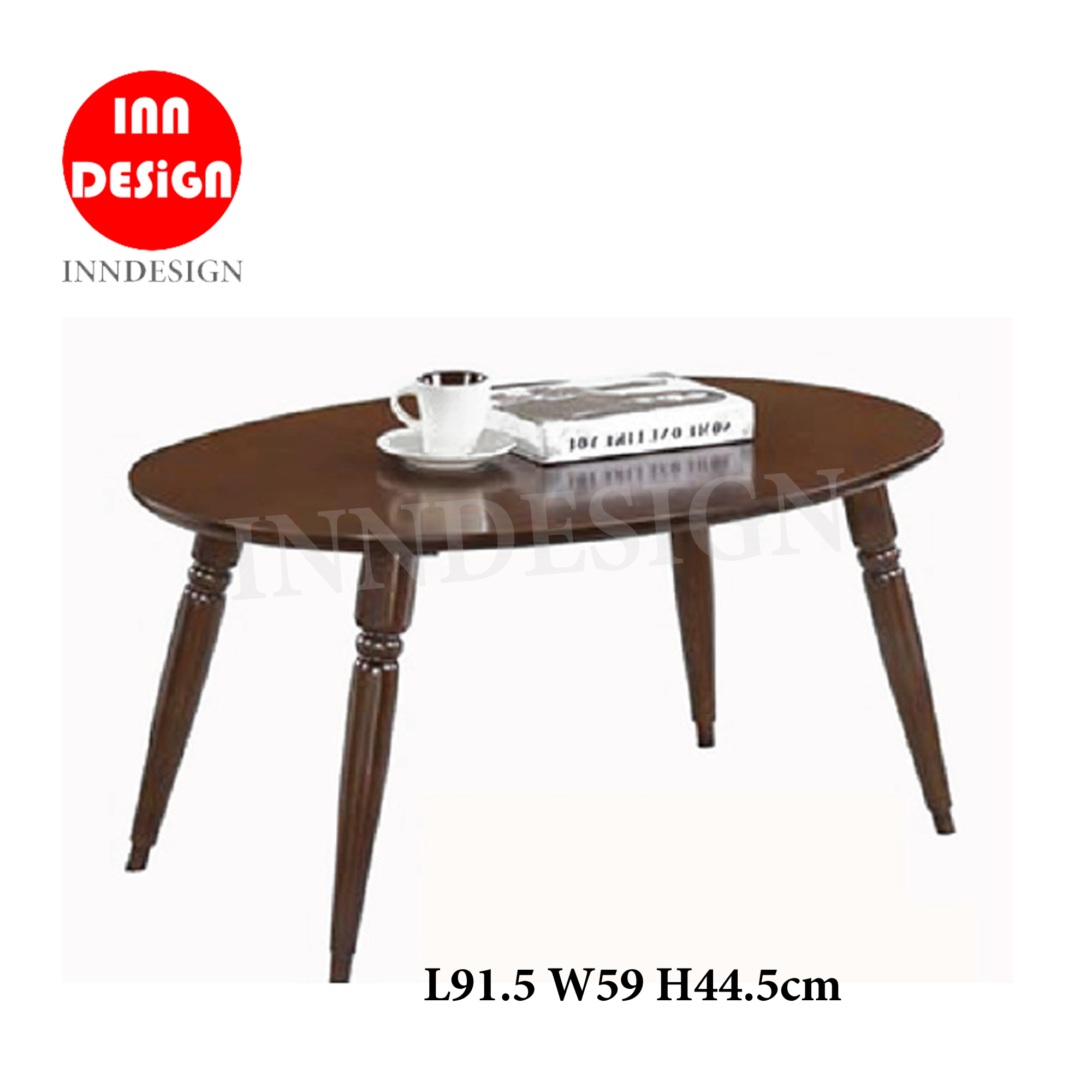 Halley Coffee Table